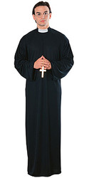 Priest Costume Adult
