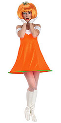 Pumpkin Spice Adult Fancy Halloween Costume