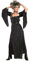 Mistress Death Costume Adult Halloween Costume