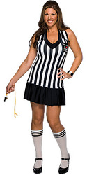 Plus Size Foul Play Costume
