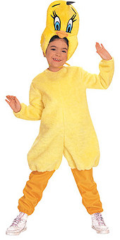 Child Tweety Bird Costume Toddler