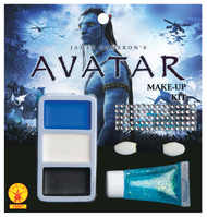 Avatar Na'vi halloween makeup Kit