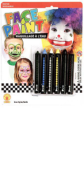 Professional Face Paint Sticks