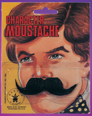 French Character Moustache