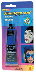 Smudge Proof Blue Cream Halloween Make-up