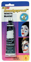 Smudge Proof White Cream Make Up Halloween Make-up