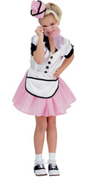 Child Soda Pop girls costumes