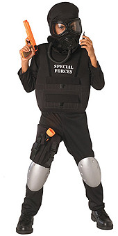 Special Forces Child Halloween Costume