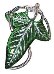 Lord of The Rings Child Leaf Clasp