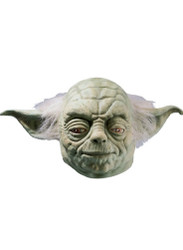 Yoda Mask Star Wars Adult Mask
