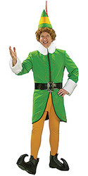 Buddy The Elf, Adult Costume