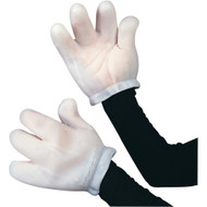 Vinyl Cartoon Animal Adult Gloves