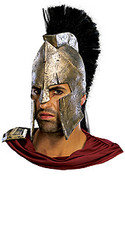 King Leonidas 300 Spartans Movie Helmet