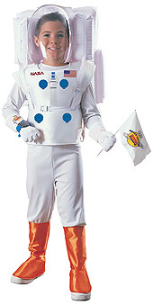 Astronaut Costume, Kids Space NASA Suits