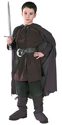 Aragorn Costume, Kids Lord of the Ring