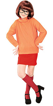 Velma Costume, Child Scooby-Doo