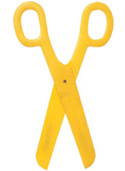Clown Giant Scissors