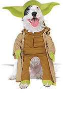Pet Star Wars Yoda Dog Costume