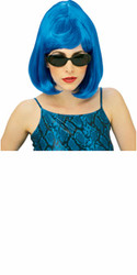 Starlet Blue Hair Wig