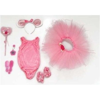 Angelina Ballerina Ballet Bag Set