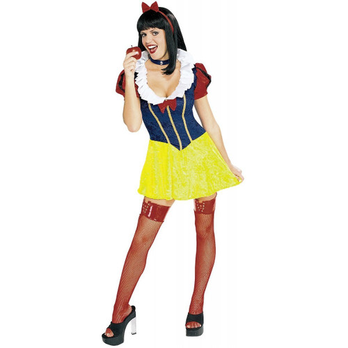 Sexy Snow White Costume Adult Storybook Costume