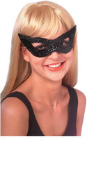 Sequin Swallow Eyemask