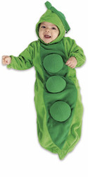 Baby Pea In The Pod Costume, Newborn