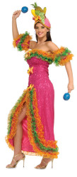 Carmen Miranda Dress