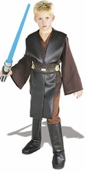 Anakin Skywalker Costume, Child Deluxe Star Wars