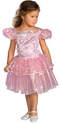 Cotton Candy Ballerina Princess Toddler Costume