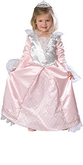 Child Shrek 2 Pink Cinderella Costume