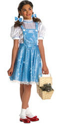 Child Sequin Dorothy Wizard of Oz  Costume