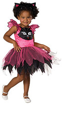 Kitty Cat Costume, Children Girls