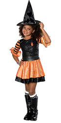 Witch Bratz Costume