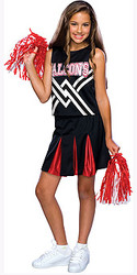 Cheerleader Costumes Costume, Child Bratz