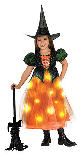 Twinkle witch costumes