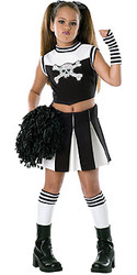 Punky Cheerleader Costumes Costume