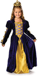 Child Regal Princess Costume