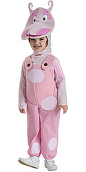 Cute Uniqua Costume, Child Nickelodeon