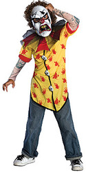 horror costumesland clown costumes Screamer Costume, Child