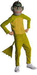 Monsters vs Aliens Missing Link Costume, Kids - Halloween Costume 2010
