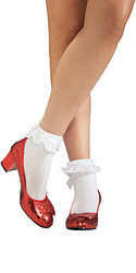 Dorothys Ruby Slippers, Wizard of Oz