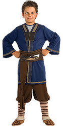 The Last Airbender Sokka Costume small childs Kids