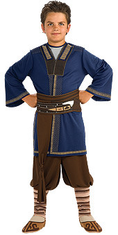 The Last Airbender Sokka Costume, Kids