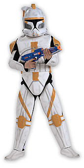 Commander Cody, Child Premium Star Wars Clone Trooper Costume