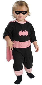Baby Pink Batgirls costumes , Newborn and Infant Superhero