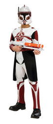 Commander Fox Costume Clone Trooper Child Star Wars costume