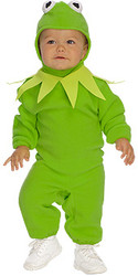 The Muppets Kermit Baby  Costume