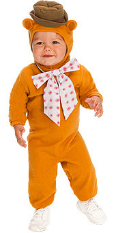 The Muppets Costumes Fozzie Bear Costume, Kids, Babies - New for 2010 Halloween