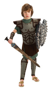 Clash of the Titans Perseus Costume, Kids